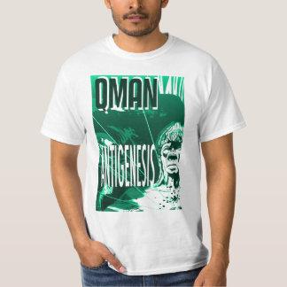 QMAN - Camiseta de Antigenesis Playera