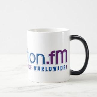 QNation Morphing Mug