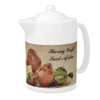 Qnita's Fruit Display Medium Teapot