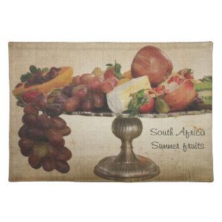 Qnita's Fruit Display Placemats