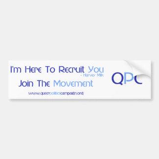QPC Bumper Sticker