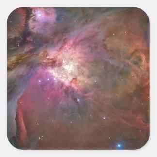 QPC space Square Sticker