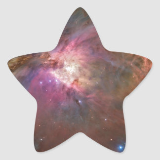 QPC space Star Sticker