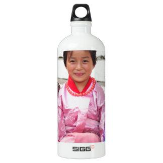 QPC test Water Bottle