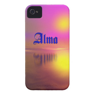 Qproduct Cusstom case for alma