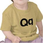 Qq Helvética Camisetas