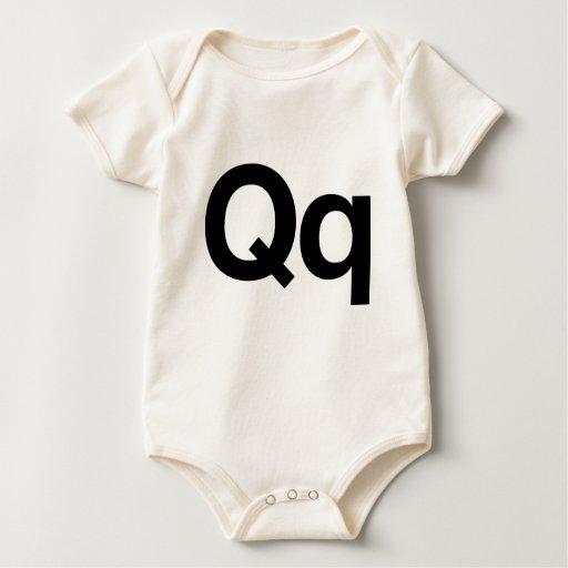 Qq Helvética Mamelucos De Bebé