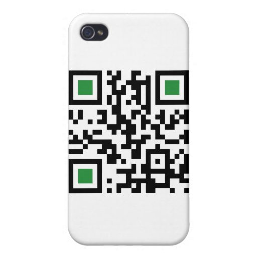 QR360 iPhone 4 COVER
