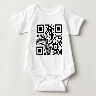 Qr BASIC Baby Bodysuit