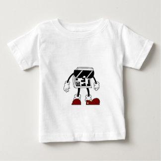 Qr Code Action Figure Baby T-Shirt