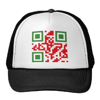 QR-Code-Algerie Mesh Hat