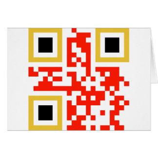 QR-Code-Belgie Card