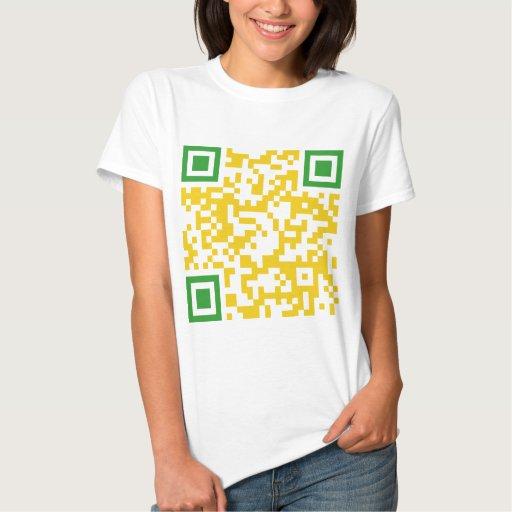 QR-Code-Brasil Shirt