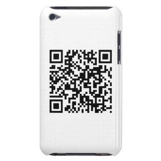 QR Code iPod Touch Case
