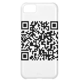 QR Code iPhone 5C Cover