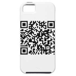 QR Code iPhone 5 Cover