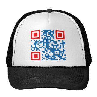 QR-Code-Ceská-republika Hats
