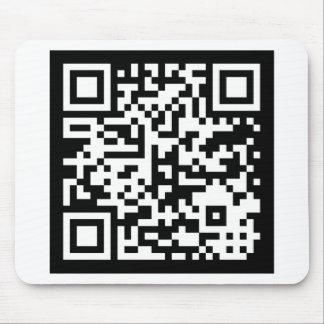QR Code Código Mouse Pad