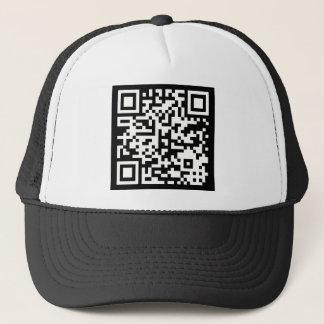 QR Code Código Trucker Hat
