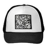 QR Code Código Trucker Hats