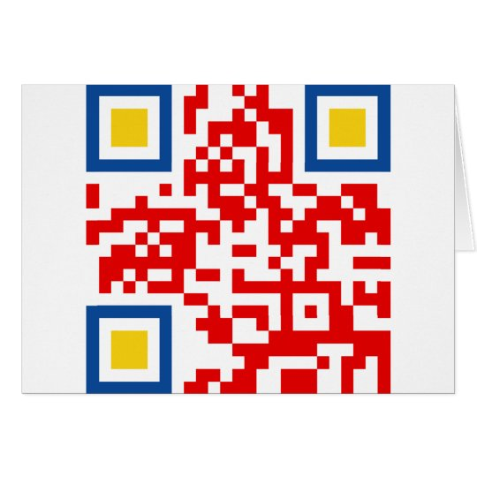 QR-Code-Colombia Card