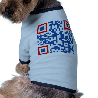 QR-Code-Commonwealth-of-Aus Dog T Shirt