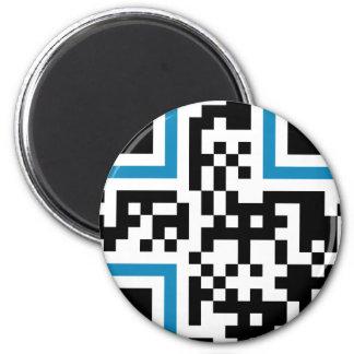 QR-Code-Eesti Magnet