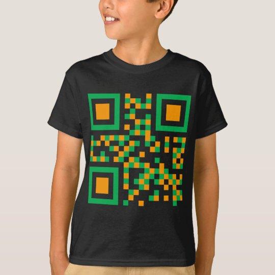 QR-Code-Eire T-Shirt