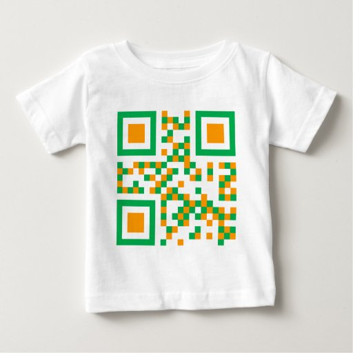 QR-Code-Eire T Shirt