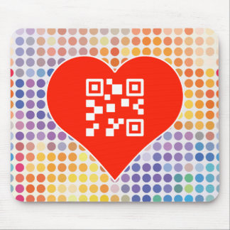 Qr Code Gift Mouse Pad