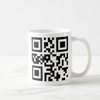 QR Code - Happy Chanukah! Coffee Mug