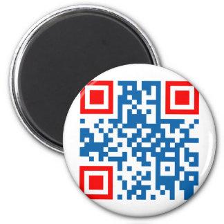 QR-Code-Hrvatska Magnet