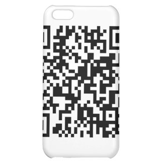 QR Code Cover For iPhone 5C