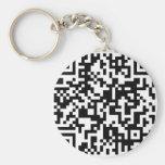 QR Code Key Chains