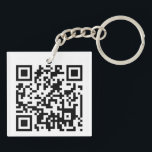 "QR CODE KEYCHAIN<br><div class=""desc"">FREE QR CODE GENERATOR http://qrcode.kaywa.com Create your own personal custom QR Code keychains for your business with customizable QR Code. Click Customize it to change the background color, try to stick with a lighter color so the scanner can read it. If you need a QR code http://qrcode.kaywa.com go here and...</div>"
