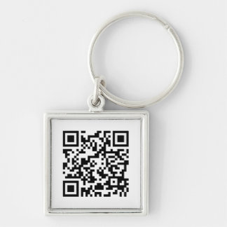 QR_Code Keychain