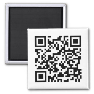 QR_Code Magnet