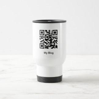 QR Code Mug