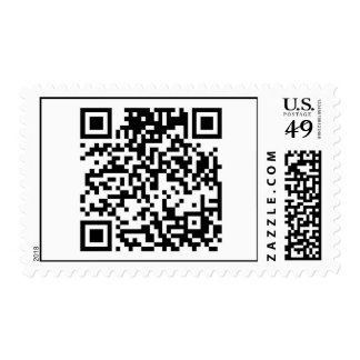 QR Code Postage