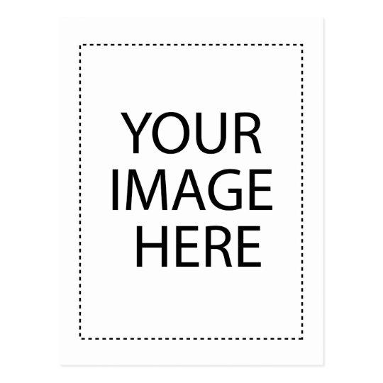 QR Code Postcard Template