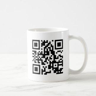 QR Code Products Coffee Mug