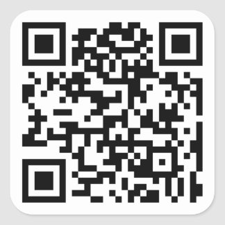 QR Code - stickers