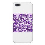 QR Code T-Shirts iPhone 5 Cover
