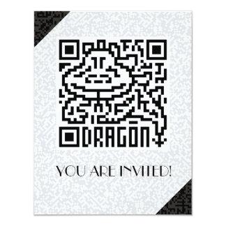 QR Code the Dragon Card