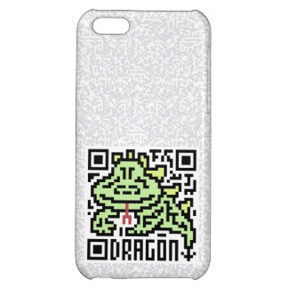 QR Code the Dragon iPhone 5C Cover