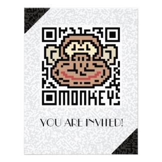 QR Code the Monkey Announcement