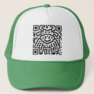 QR Code the Ox Trucker Hat