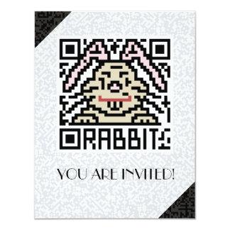 QR Code the Rabbit Card