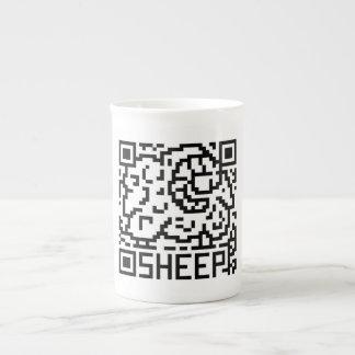 QR Code the Sheep Porcelain Mug