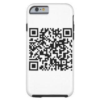 QR Code Tough iPhone 6 Case